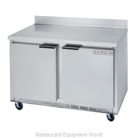 Beverage Air WTF36AHC Freezer Counter, Work Top