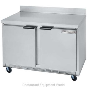 Beverage Air WTF48A Freezer Counter, Work Top