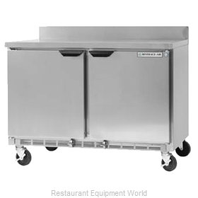 Beverage Air WTF48AHC-FIP Freezer Counter, Work Top