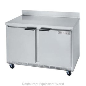 Beverage Air WTF60A Freezer Counter, Work Top
