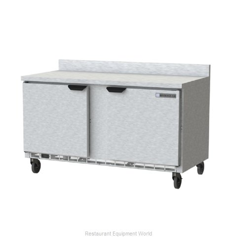 Beverage Air WTF60AHC-FIP Freezer Counter, Work Top