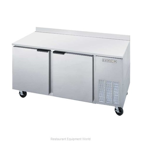 Beverage Air WTF67A Freezer Counter Work Top