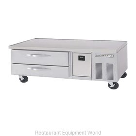Beverage Air WTFCS60-1 Freezer Counter, Griddle Stand