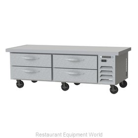 Beverage Air WTFCS72D-1-76 Equipment Stand, Freezer Base