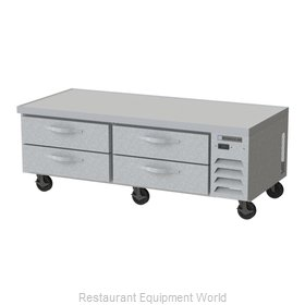 Beverage Air WTFCS72D-1 Equipment Stand, Freezer Base