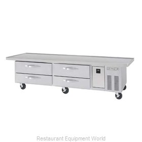 Beverage Air WTFCS84D-1-96 Equipment Stand, Freezer Base