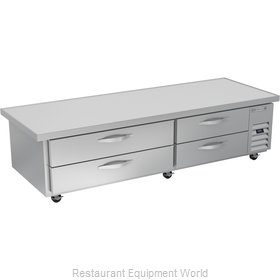 Beverage Air WTFCS84HC-89 Equipment Stand, Freezer Base