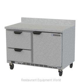 Beverage Air WTFD48AHC-2-FIP Freezer Counter, Work Top
