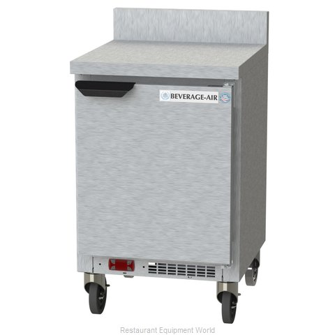 Beverage Air WTR20HC-FIP Refrigerated Counter, Work Top