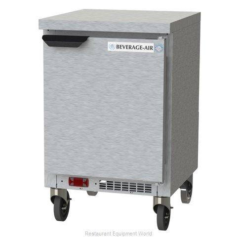 Beverage Air WTR20HC-FLT Refrigerated Counter, Work Top