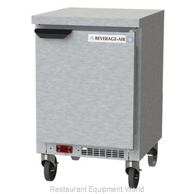Beverage Air WTR20HC-FLT Refrigerated Counter, Work Top