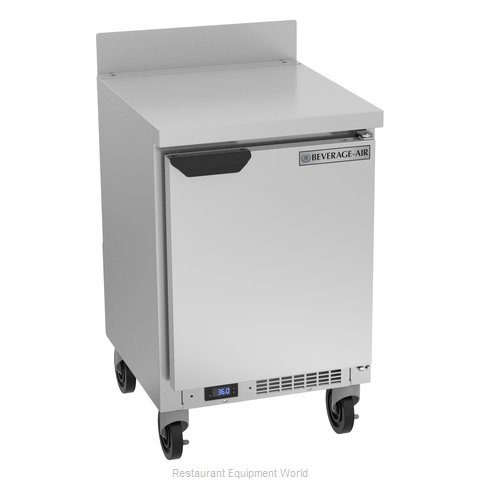 Beverage Air WTR20HC Refrigerated Counter, Work Top