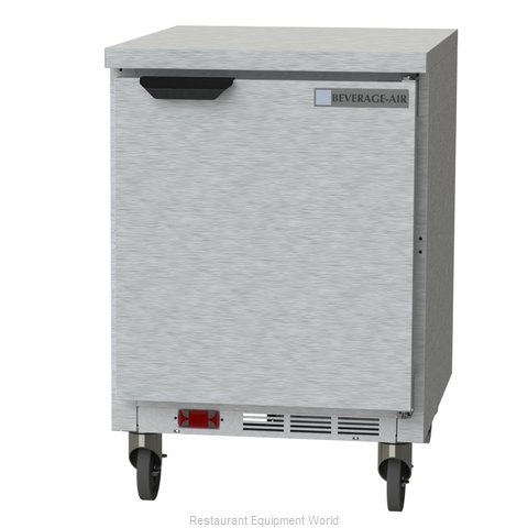 Beverage Air WTR24AHC-FLT Refrigerated Counter, Work Top