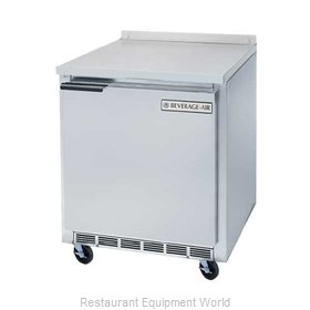 Beverage Air WTR27A Refrigerated Counter, Work Top