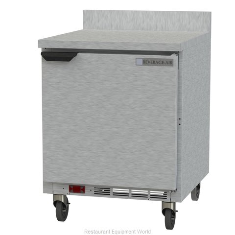 Beverage Air WTR27AHC-FIP Refrigerated Counter, Work Top