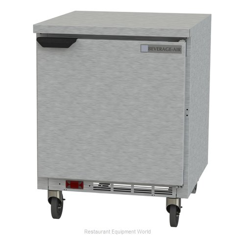 Beverage Air WTR27AHC-FLT Refrigerated Counter, Work Top