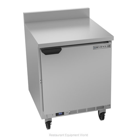 Beverage Air WTR27AHC Refrigerated Counter, Work Top