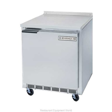 Beverage Air WTR27AR Refrigerated Counter, Work Top