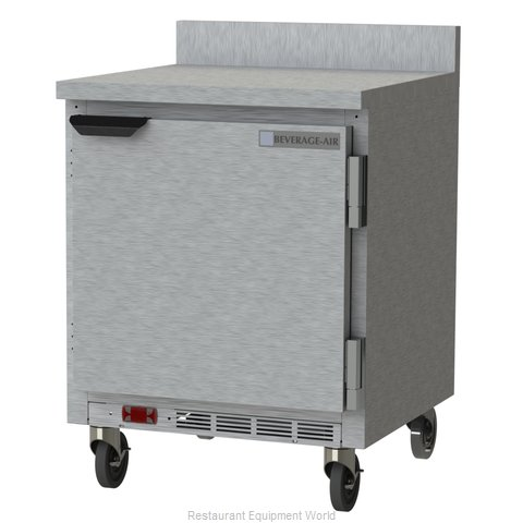 Beverage Air WTR27HC-FIP Refrigerated Counter, Work Top