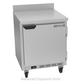 Beverage Air WTR27HC Refrigerated Counter, Work Top