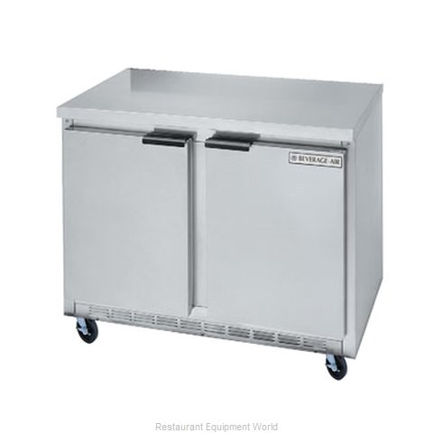 Beverage Air WTR34Y Refrigerated Counter, Work Top