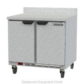Beverage Air WTR36AHC-FIP Refrigerated Counter, Work Top