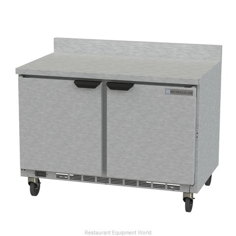 Beverage Air WTR48AHC-FIP Refrigerated Counter, Work Top