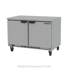 Beverage Air WTR48AHC-FLT Refrigerated Counter, Work Top