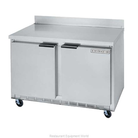 Beverage Air WTR48AR Refrigerated Counter Work Top