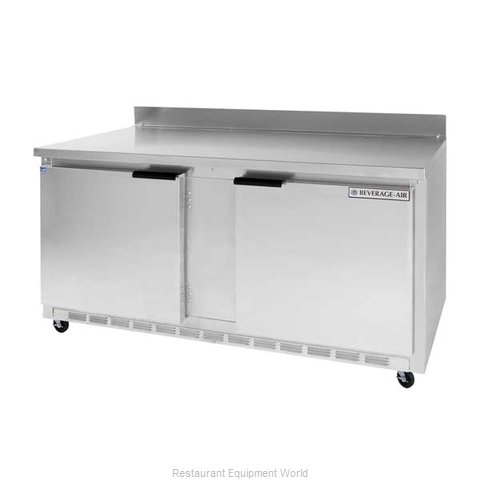 Beverage Air WTR60A Refrigerated Counter, Work Top