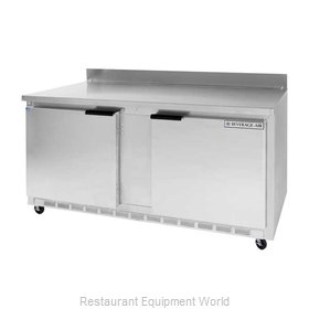 Beverage Air WTR60A Refrigerated Counter Work Top