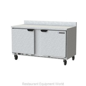 Beverage Air WTR60AHC-FIP Refrigerated Counter, Work Top