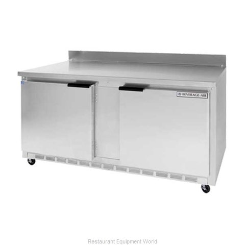 Beverage Air WTR60AR Refrigerated Counter Work Top