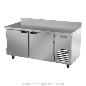 Beverage Air WTR67AHC Refrigerated Counter, Work Top