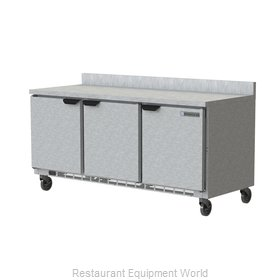 Beverage Air WTR72AHC-FIP Refrigerated Counter, Work Top