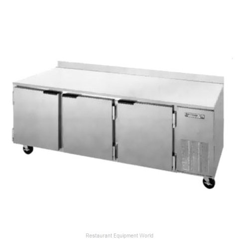 Beverage Air WTR93A Refrigerated Counter, Work Top
