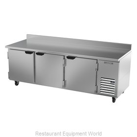 Beverage Air WTR93AHC Refrigerated Counter, Work Top
