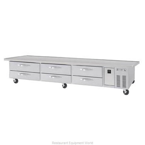 Beverage Air WTRCS112-1-120 Refrigerated Counter Chef Base