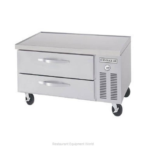 Beverage Air WTRCS36-1 Refrigerated Counter Chef Base