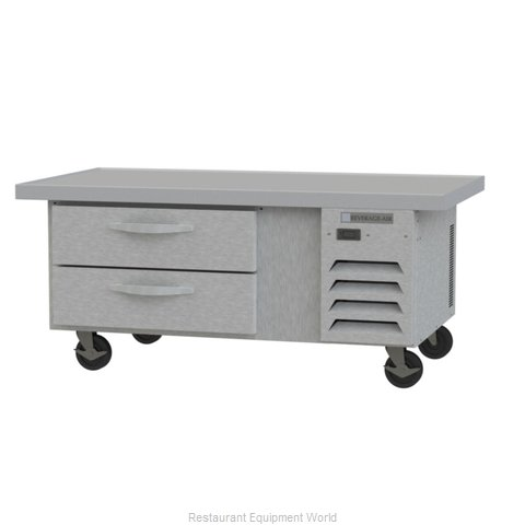 Beverage Air WTRCS52-1-60 Refrigerated Counter Chef Base