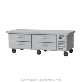 Beverage Air WTRCS72D-1-76 Equipment Stand, Refrigerated Base