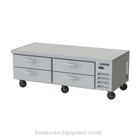 Beverage Air WTRCS72D-1 Equipment Stand, Refrigerated Base