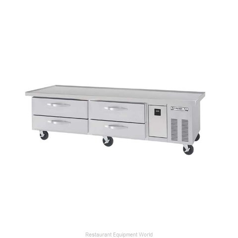 Beverage Air WTRCS84-1-89 Refrigerated Counter Chef Base