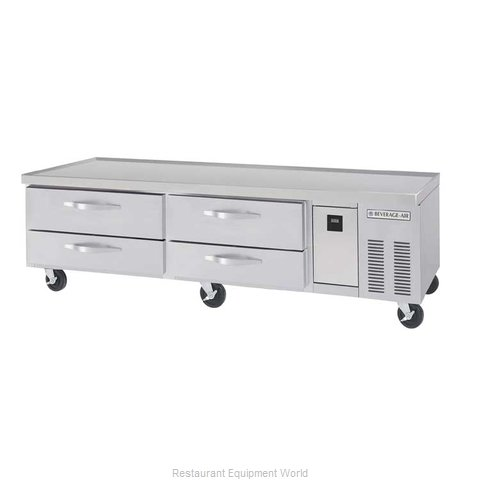 Beverage Air WTRCS84-1 Equipment Stand, Refrigerated Base