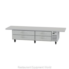Beverage Air WTRCS84D-1-108 Equipment Stand, Refrigerated Base