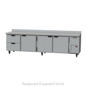 Beverage Air WTRD119AHC-2 Refrigerated Counter, Work Top