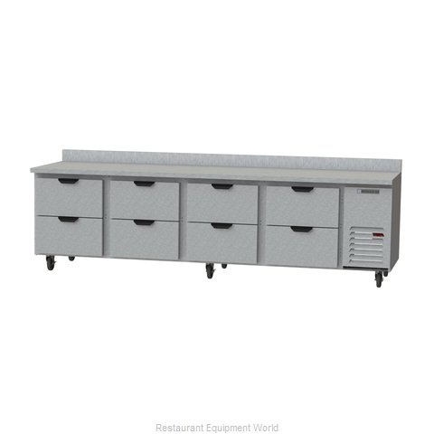 Beverage Air WTRD119AHC-8 Refrigerated Counter, Work Top
