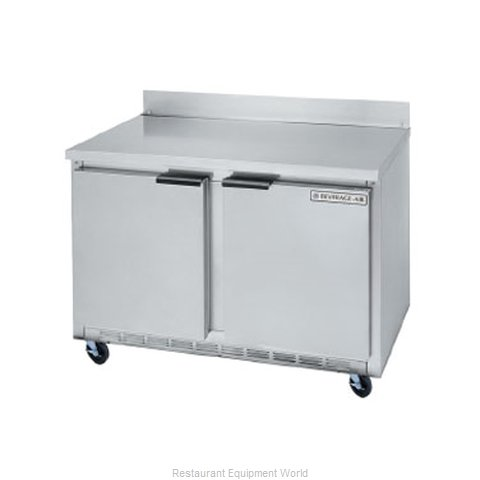 Beverage Air WTRF48A-1-SA-A Refrigerated Counter, Work Top