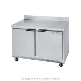 Beverage Air WTRF48A-1-SA-A Refrigerated Counter, Work Top