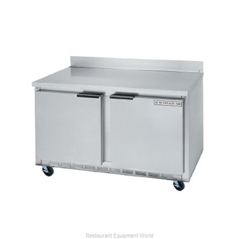 Beverage Air WTRF52A Refrigerated Counter Work Top